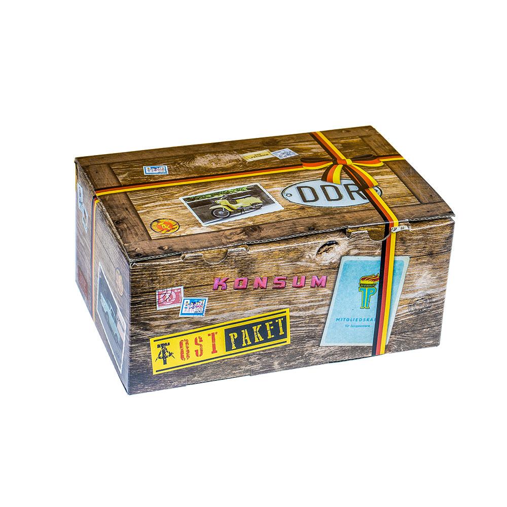 DDR Süßigkeiten Box 13-teilig
