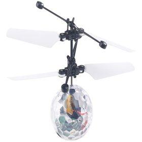 Fliegender Heli Ball mit LED-Beleuchtung