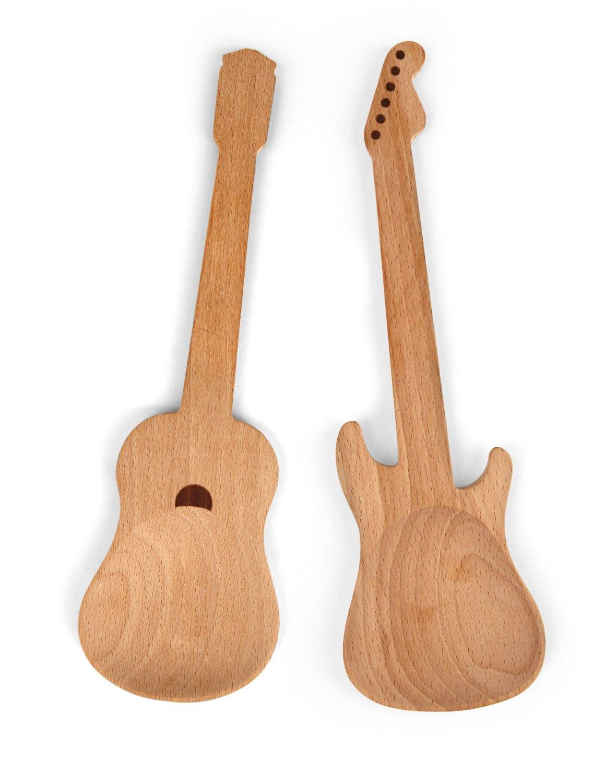 Salatgabeln - Gitarren