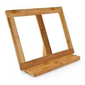 Robuster Buchhalter aus Holz