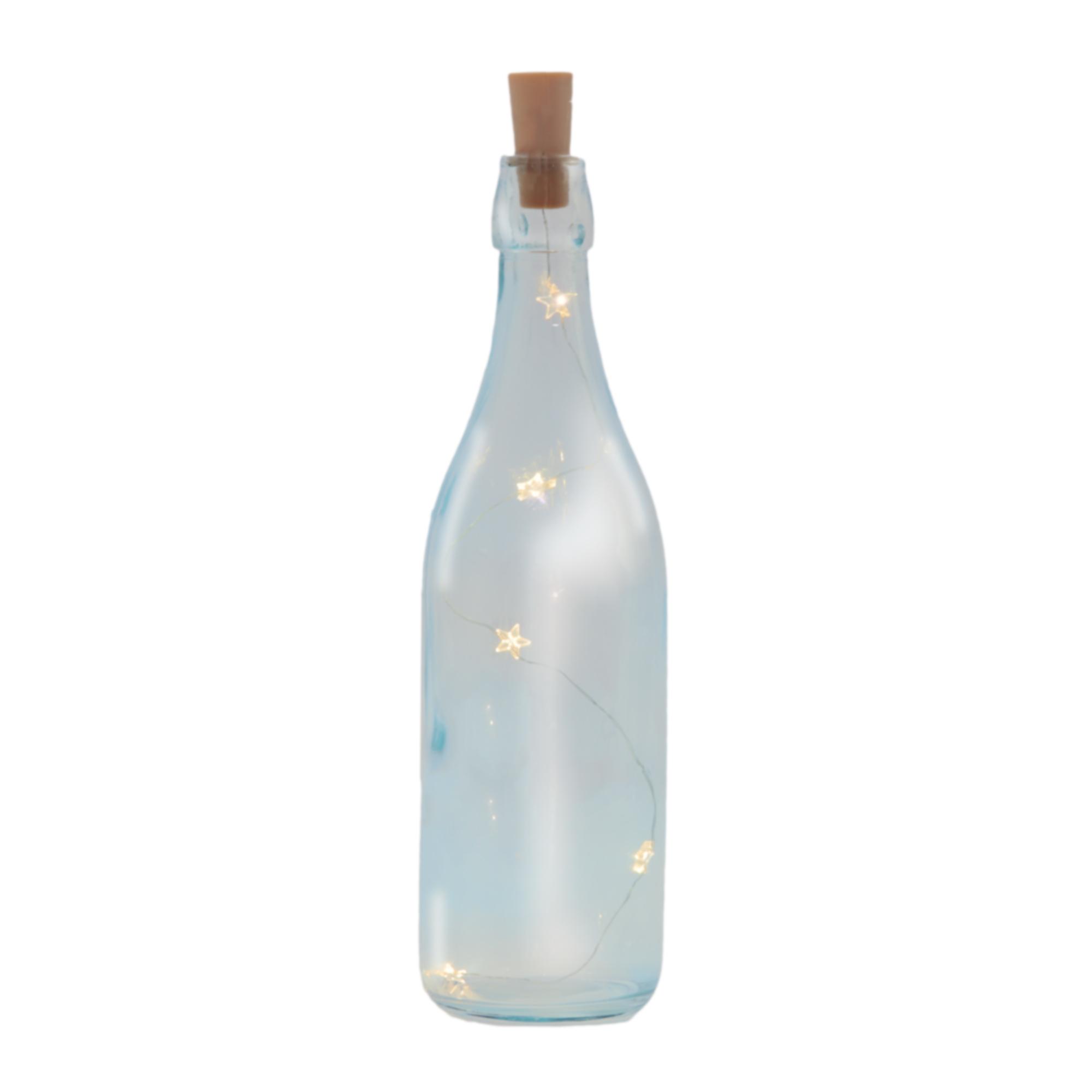 LED-Kette für Flaschen