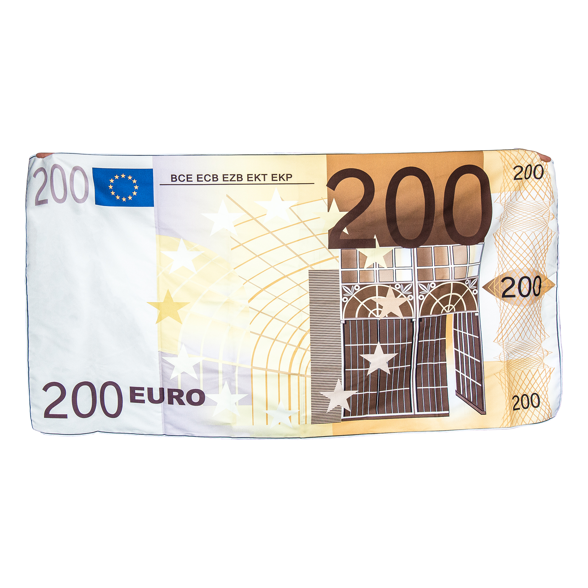 200 Euro Schein - Handtuch