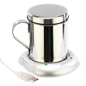 USB-Tassenwärmer mit Hub