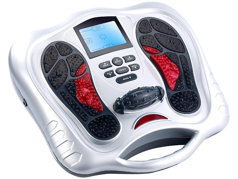Elektrisches Massagegerät für die Füße
