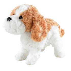 Kuscheltier Hund mit Bewegung und Sound