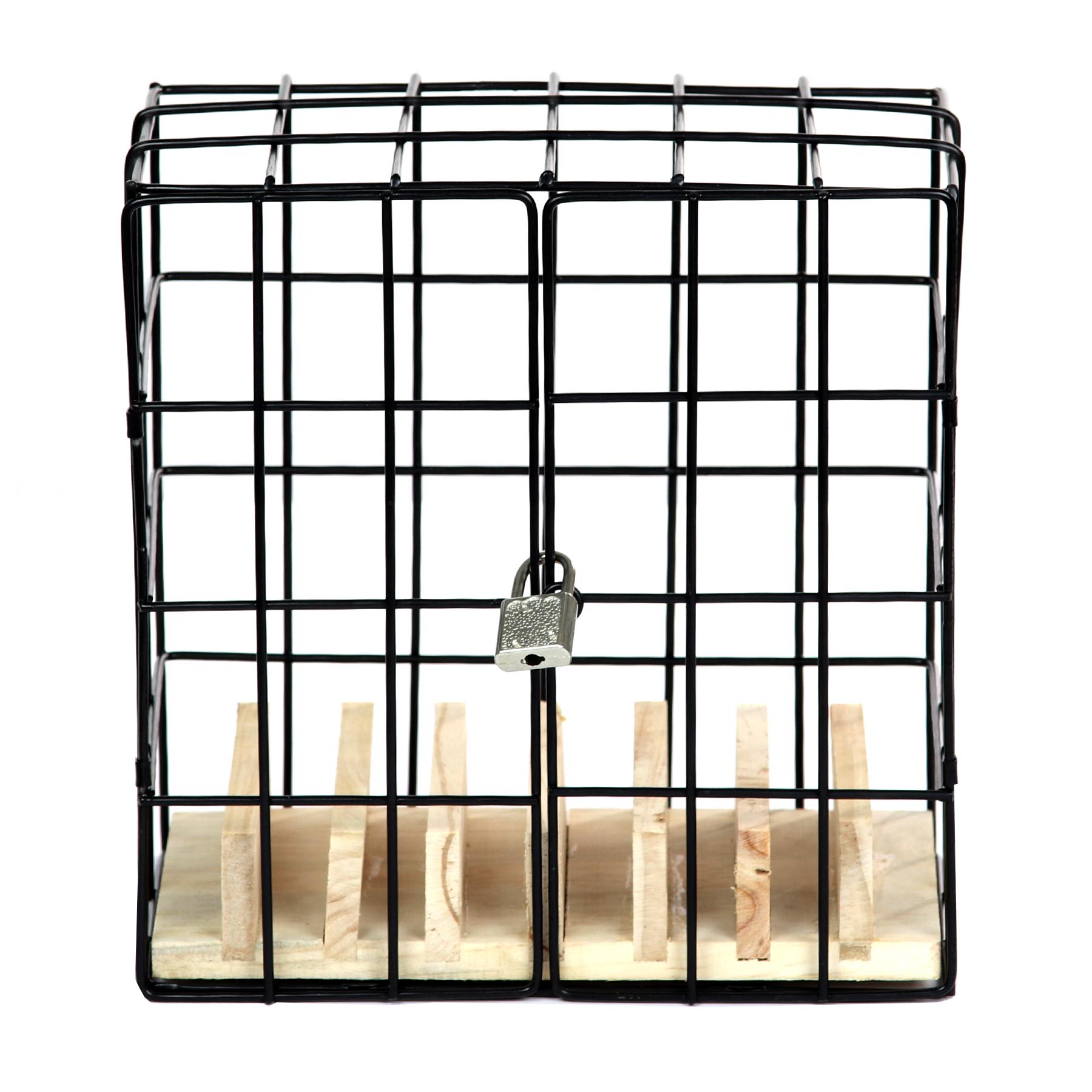 Digital Detox - Handy Gefängnis