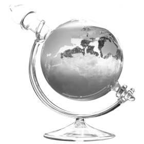 Sturmglas Globus zur Wetterprognose