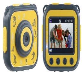 Wasserfeste Action Cam - Digitalkamera für Kinder