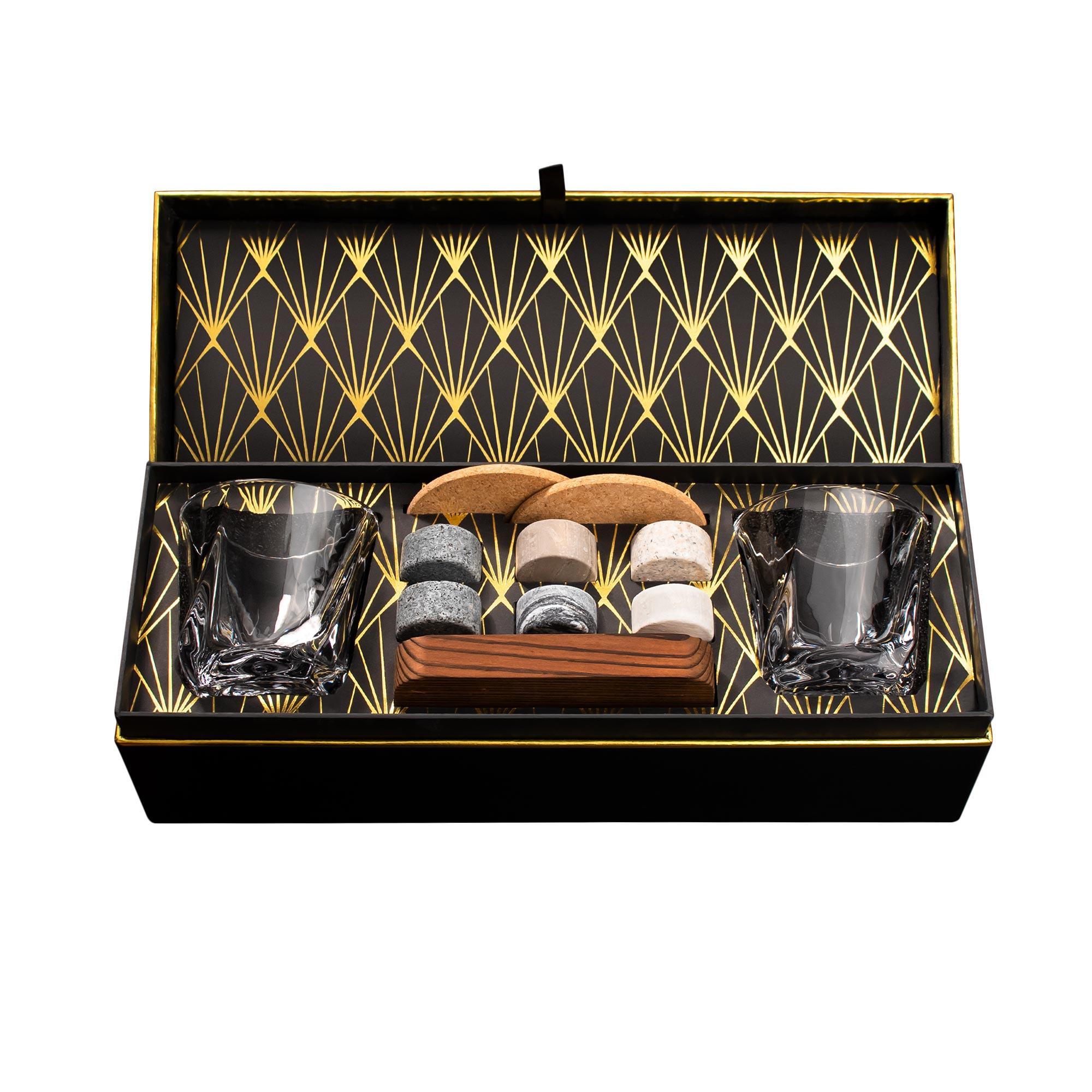 Whisky Tasting Set in edler Geschenkbox