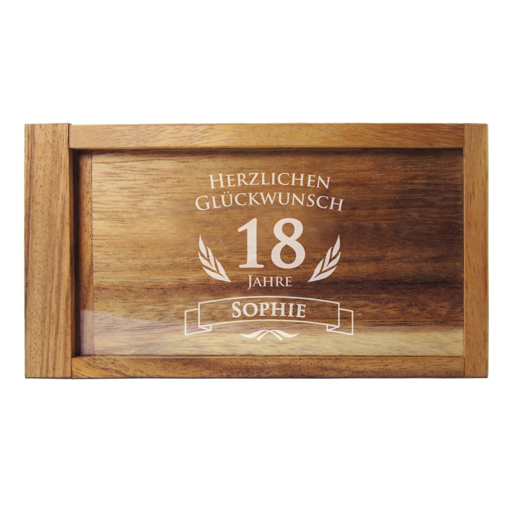Magische Geldgeschenkbox zum Geburtstag - Personalisiert