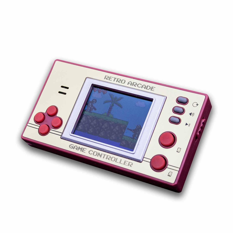 Arcade Spielekonsole mit Display