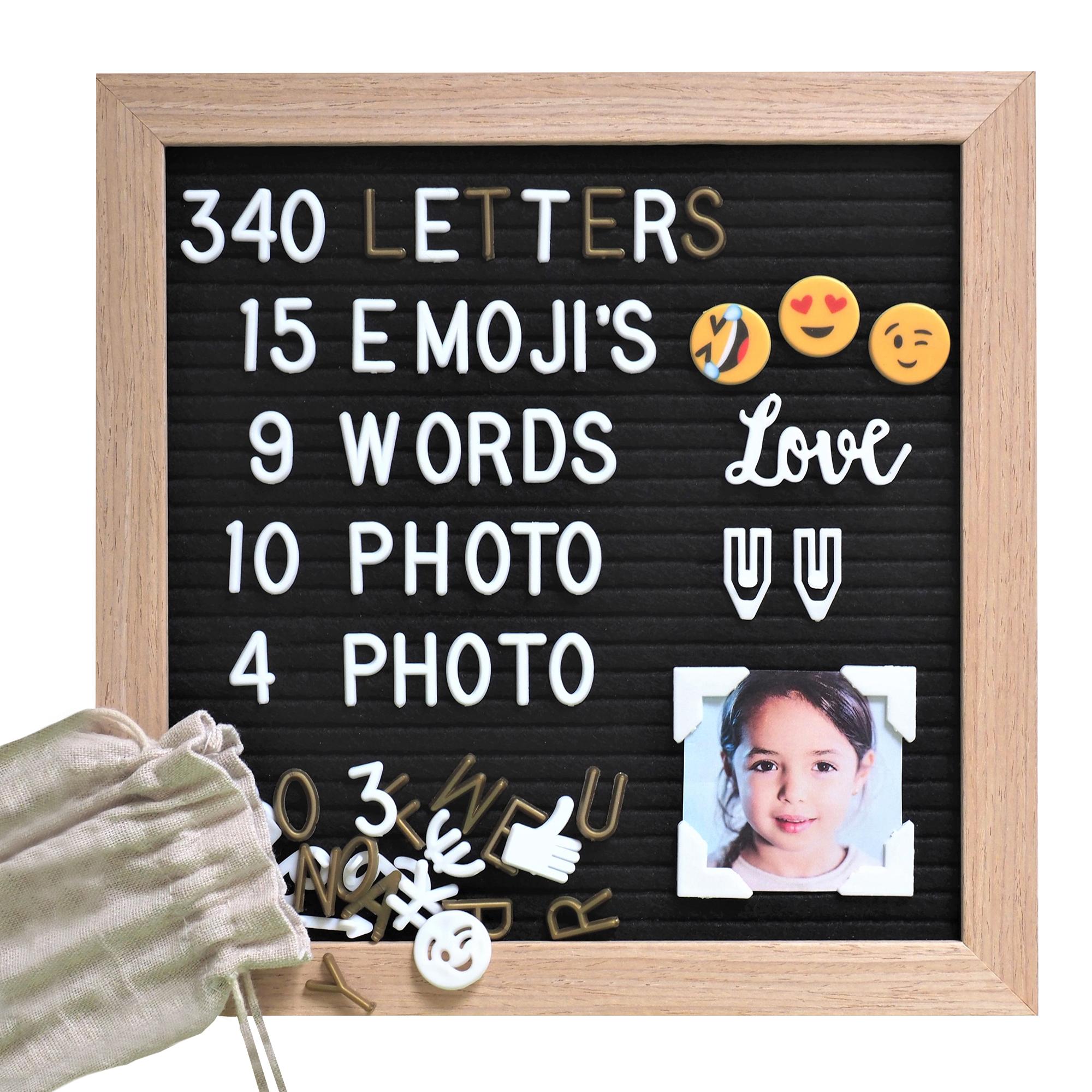 Message Board Stecktafel für Textbotschaften