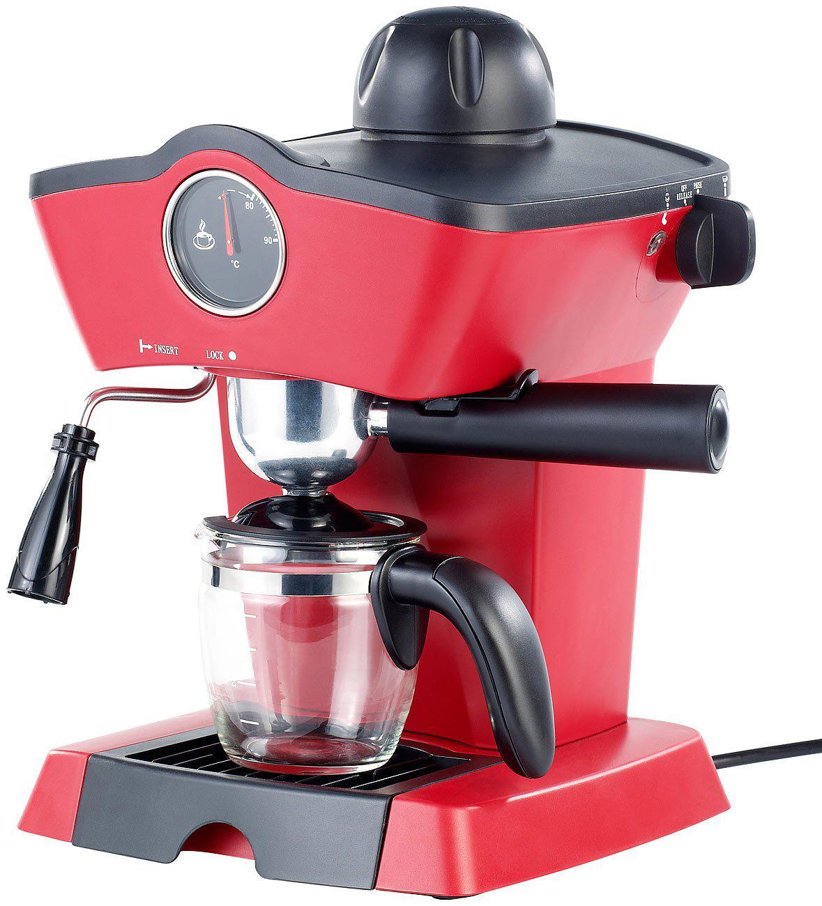 Espressomaschine Deluxe