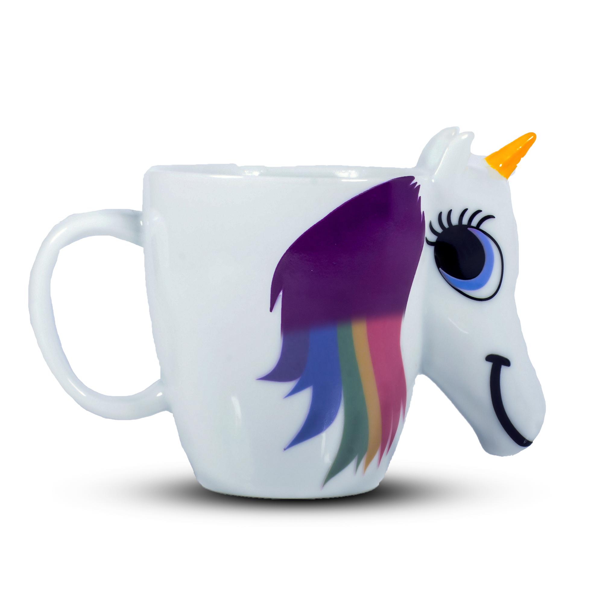 Farbwechselnde Tasse - My Unicorn