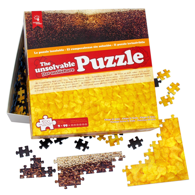 Unmögliches Puzzle - Chips und Cola