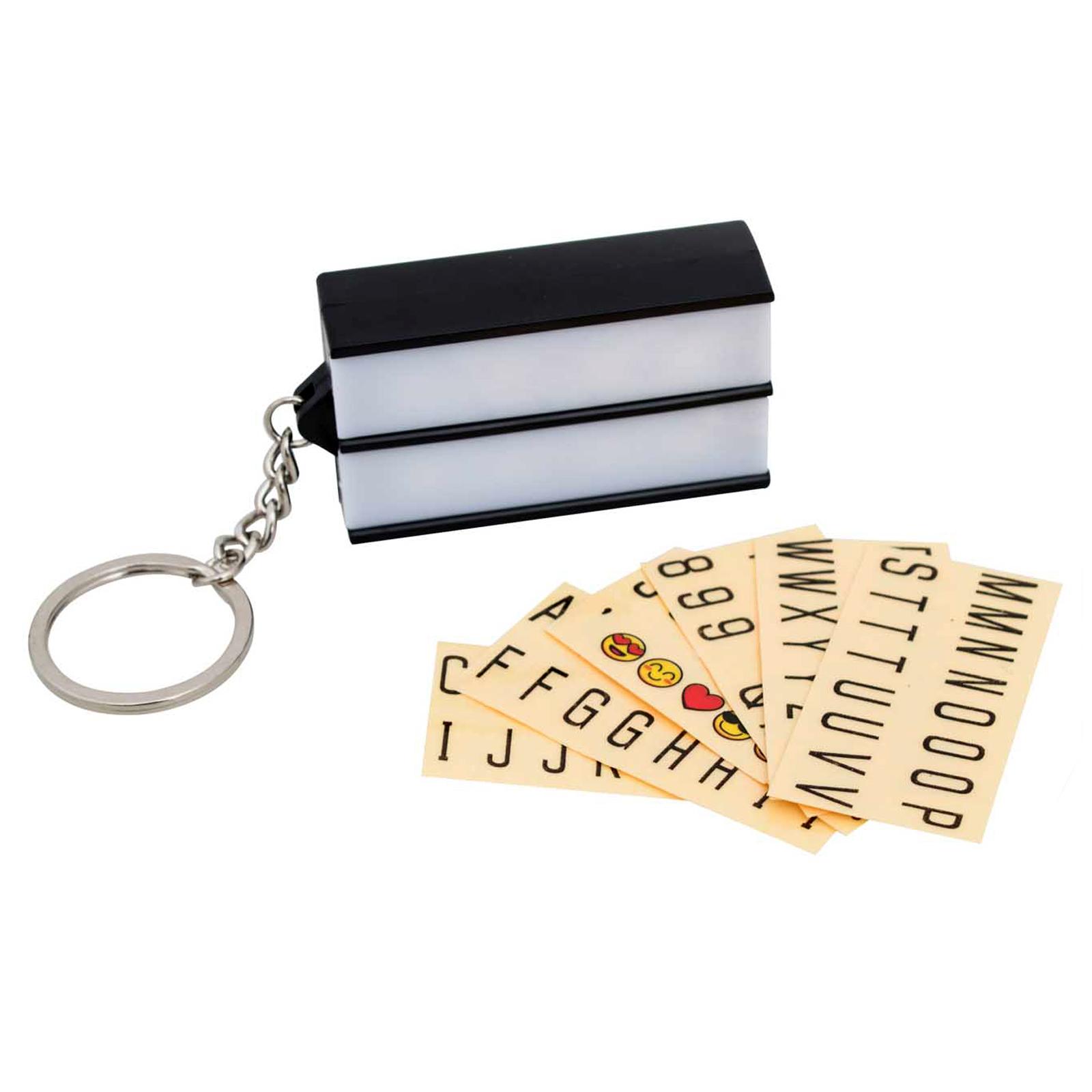 Mini Light Box - Schlüsselbund