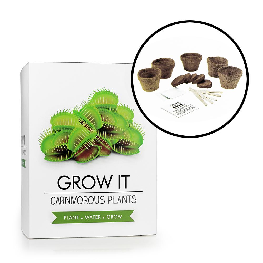Pflanzset für fleischfressende Pflanzen