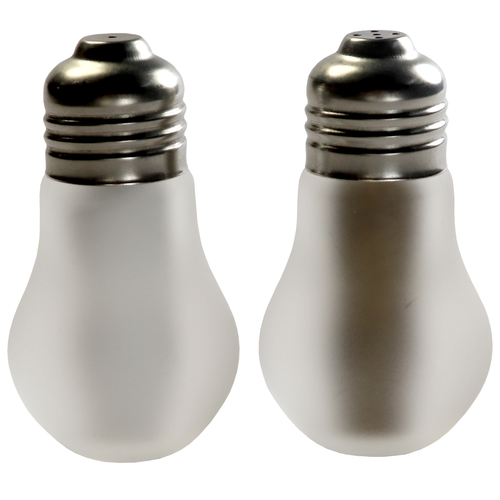 Salz und Pfefferstreuer Set - Glühbirnen