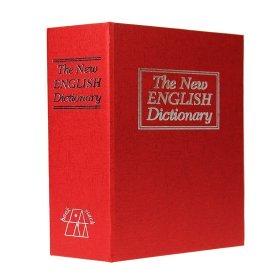 Buch Tresor rot - English Dictionary