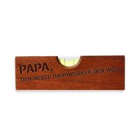 Flaschenöffner Wasserwaage - Handwerker Papa