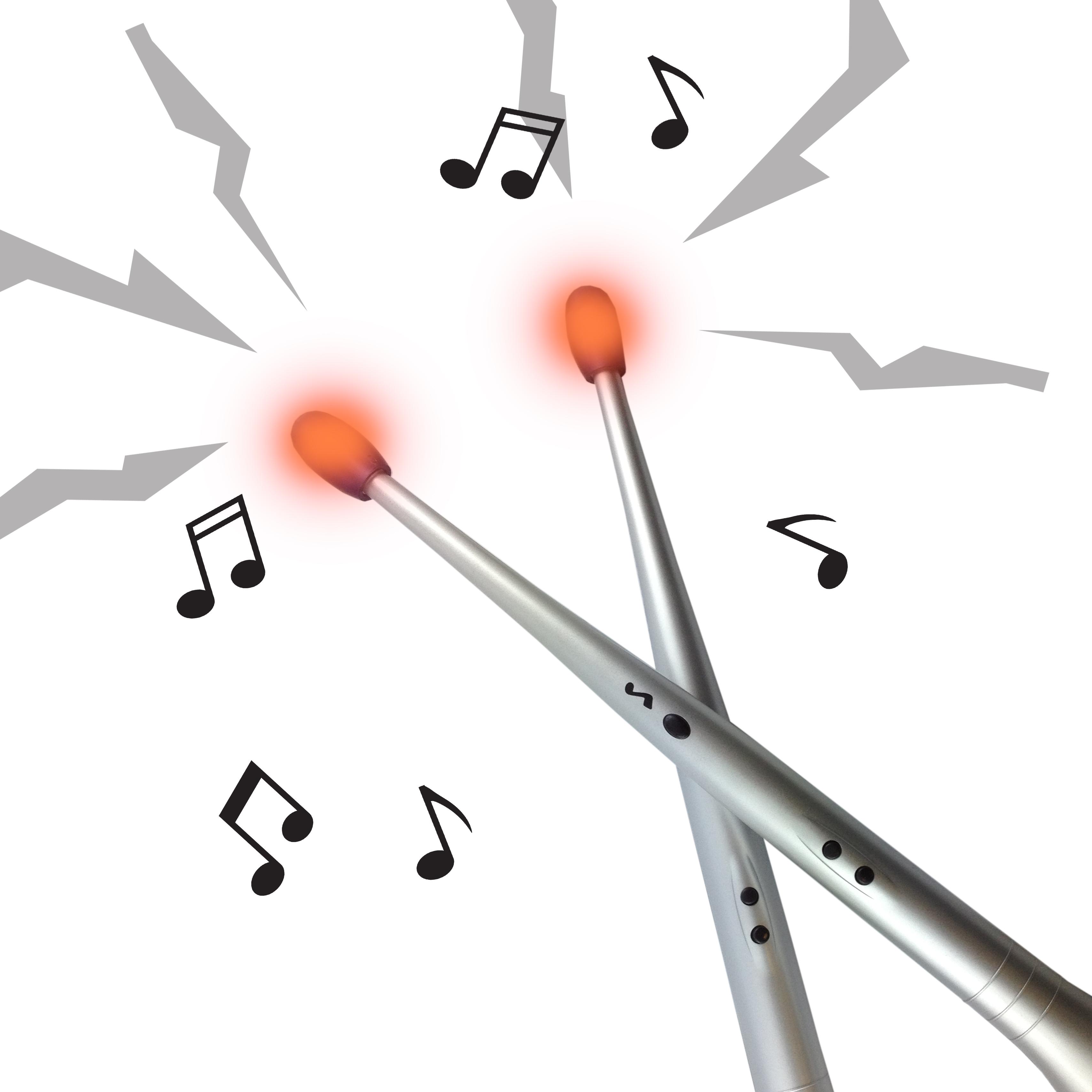 Elektrische Drumsticks