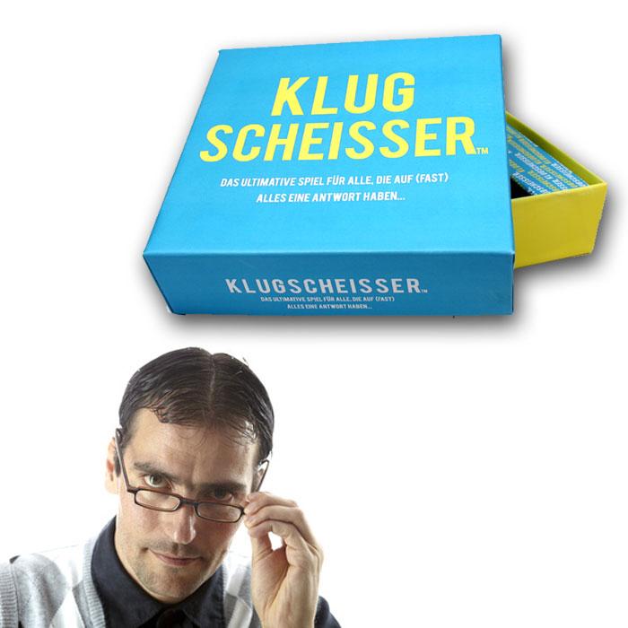 Quiz Spiel Klugscheisser