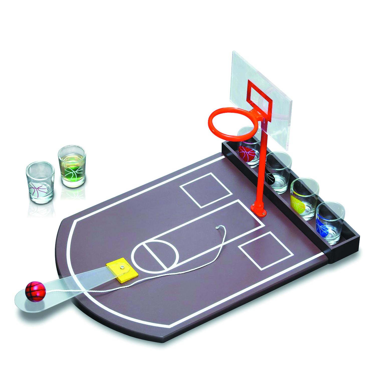 Drinking Basketball - Trinkspiel