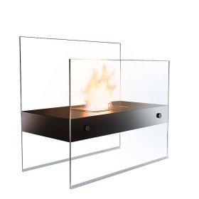 Kaminofen mit Glasfront
