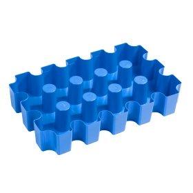 Bierkastenkühler Eisblock - 0,33 l Flaschen